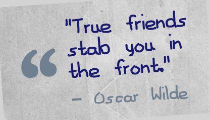 Wilde-Quote